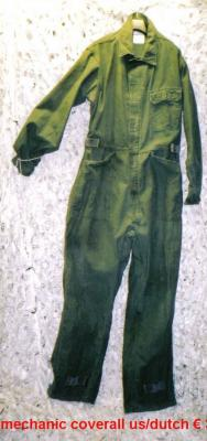 Dutch Army Coverall