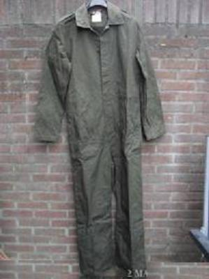 New Coverall olive