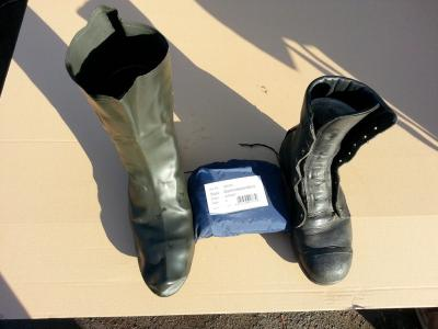 Overboots Rubber